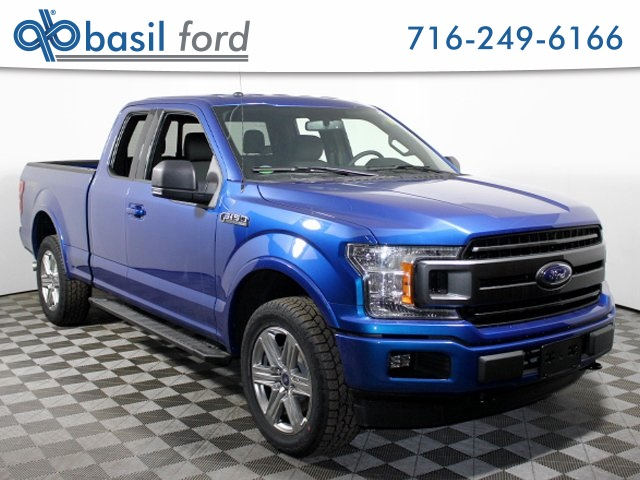 2018 F-150 Super Cab 4x4, Pickup #180507T - photo 1