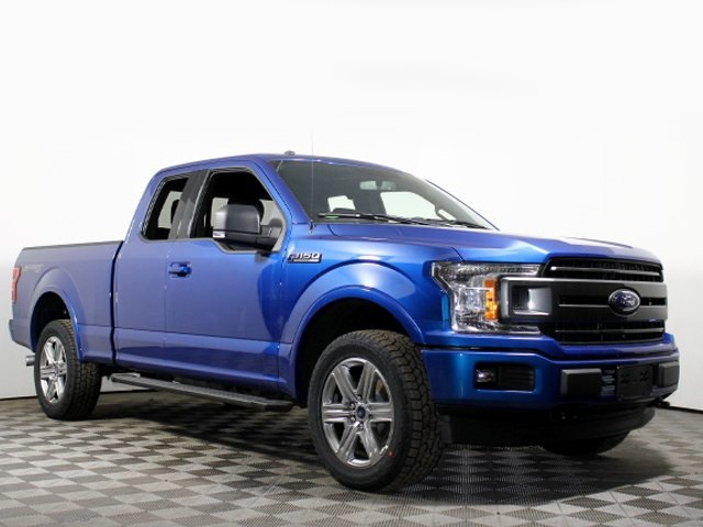 2018 F-150 Super Cab 4x4, Pickup #180507T - photo 3