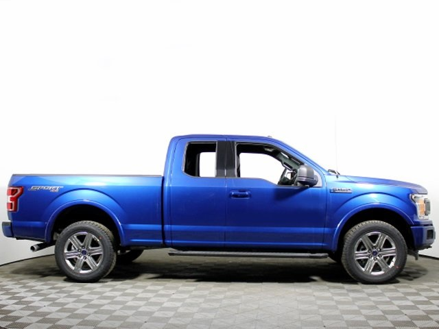 2018 F-150 Super Cab 4x4, Pickup #180507T - photo 9