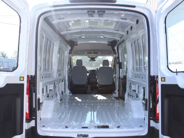 2018 Transit 250 Med Roof 4x2,  Empty Cargo Van #180592TZ - photo 2