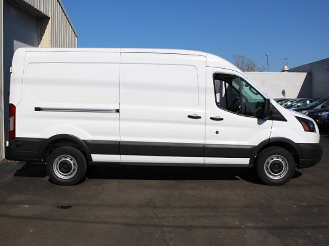 2018 Transit 250 Med Roof 4x2,  Empty Cargo Van #180592TZ - photo 8