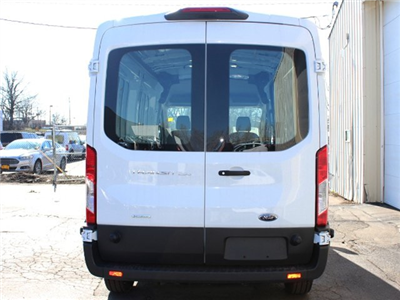 2018 Transit 250 Med Roof 4x2,  Empty Cargo Van #180592TZ - photo 7