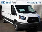 2018 Transit 250 Med Roof, Cargo Van #180592TZ - photo 1