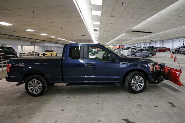 2018 F-150 Super Cab 4x4, Pickup #180612T - photo 14
