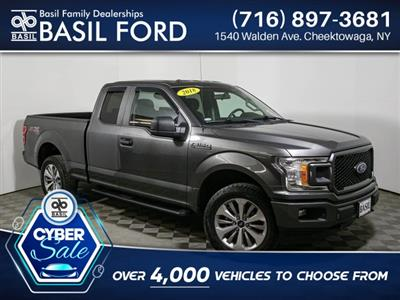 2018 F-150 Super Cab 4x4, Pickup #180655T - photo 1