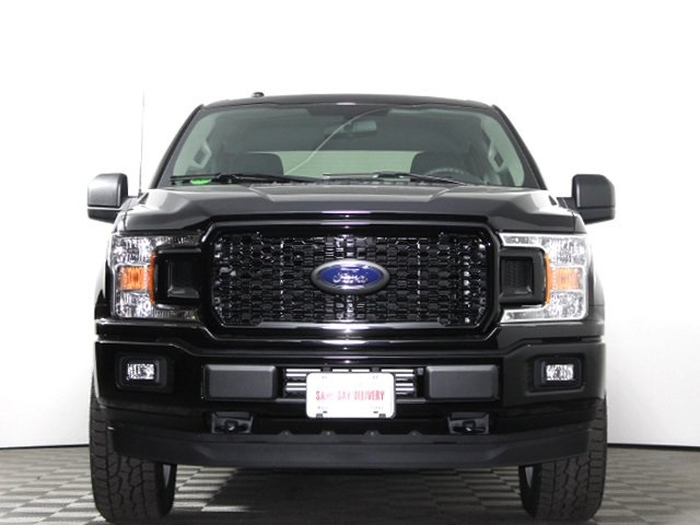 2018 F-150 Super Cab 4x4, Pickup #180657T - photo 4