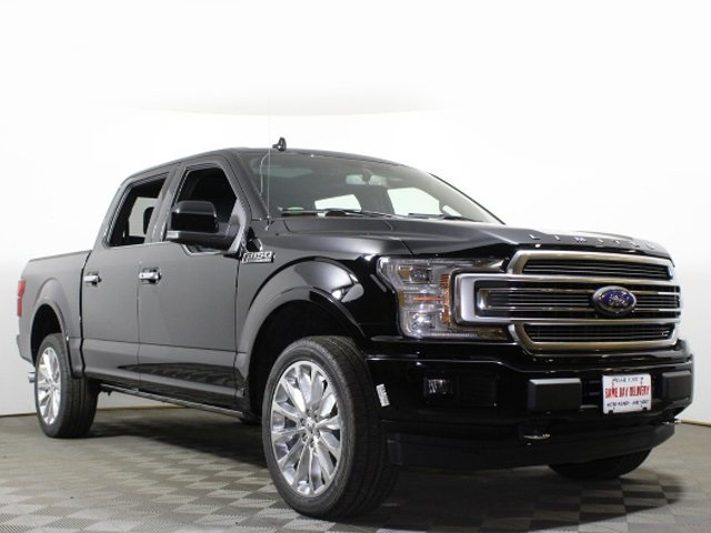 2018 F-150 SuperCrew Cab 4x4, Pickup #180983T - photo 3