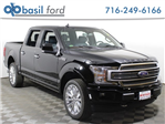 2018 F-150 SuperCrew Cab 4x4, Pickup #180983T - photo 1