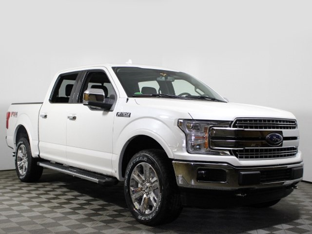 2018 F-150 SuperCrew Cab 4x4, Pickup #181006T - photo 3
