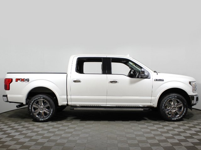 2018 F-150 SuperCrew Cab 4x4, Pickup #181006T - photo 9