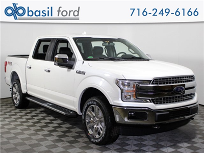 2018 F-150 SuperCrew Cab 4x4, Pickup #181006T - photo 1