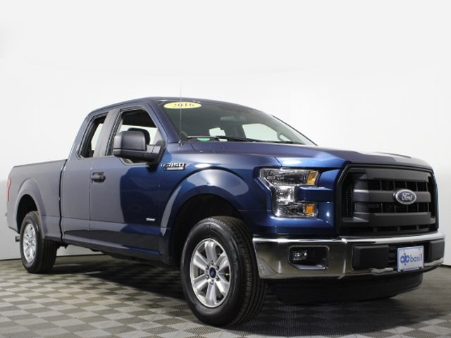 2016 F-150 Super Cab, Pickup #181051TA - photo 7