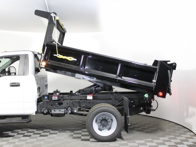 2018 F-550 Regular Cab DRW 4x4,  Air-Flo Dump Body #181052TZ - photo 20