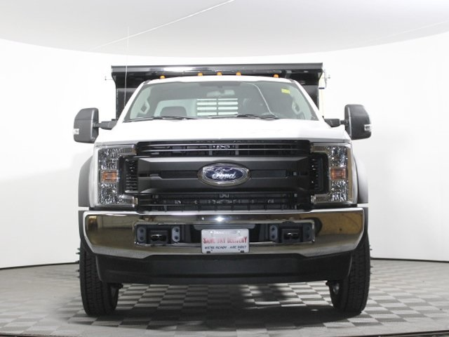 2018 F-550 Regular Cab DRW 4x4,  Air-Flo Dump Body #181052TZ - photo 4