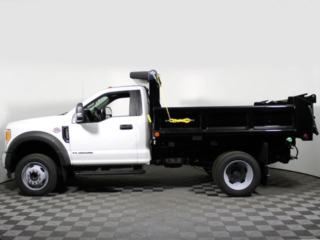2018 F-550 Regular Cab DRW 4x4,  Air-Flo Dump Body #181052TZ - photo 6
