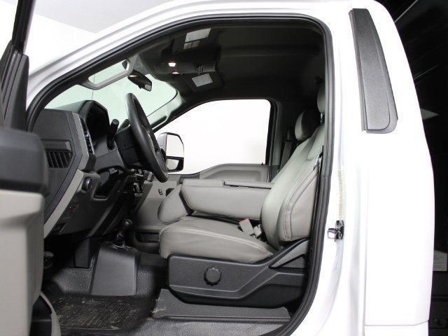 2018 F-550 Regular Cab DRW 4x4,  Air-Flo Dump Body #181052TZ - photo 7