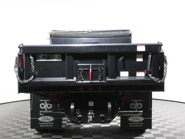 2018 F-550 Regular Cab DRW 4x4,  Air-Flo Dump Body #181052TZ - photo 2
