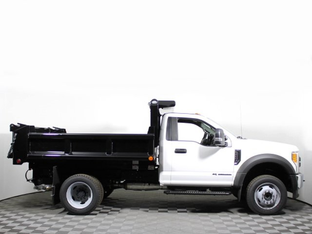 2018 F-550 Regular Cab DRW 4x4,  Air-Flo Dump Body #181052TZ - photo 3