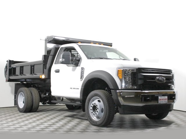 2018 F-550 Regular Cab DRW 4x4,  Air-Flo Dump Body #181052TZ - photo 28