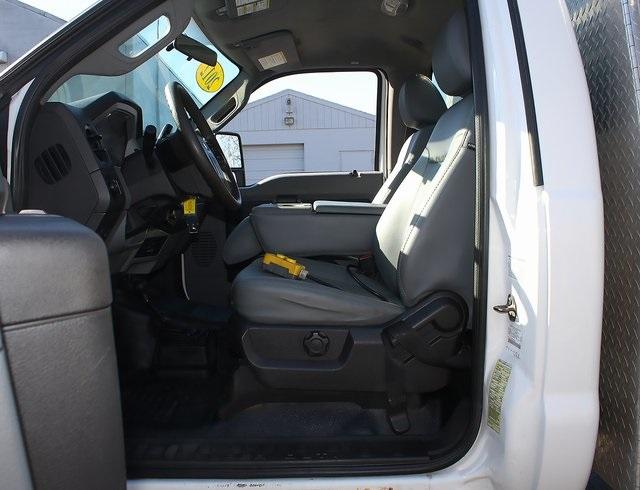 2012 F-550 Regular Cab DRW 4x4,  Landscape Dump #181052TZA - photo 5