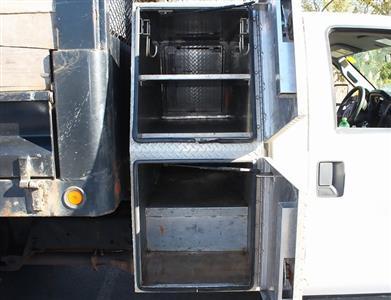2012 F-550 Regular Cab DRW 4x4,  Landscape Dump #181052TZA - photo 20