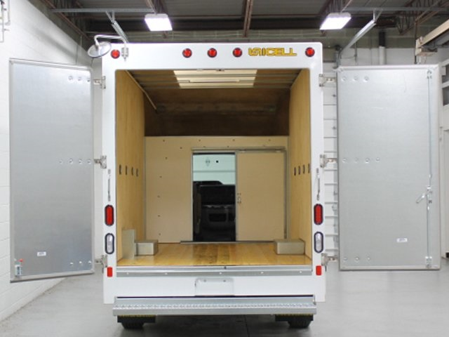 2018 E-350, Unicell Cutaway Van #181174TZ - photo 21