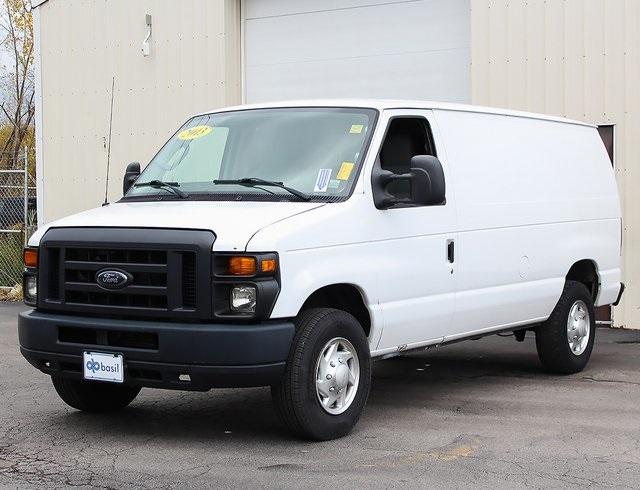 2013 F-350 4x2,  Upfitted Cargo Van #181867TZA - photo 5