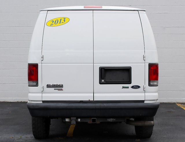 2013 F-350 4x2,  Upfitted Cargo Van #181867TZA - photo 2