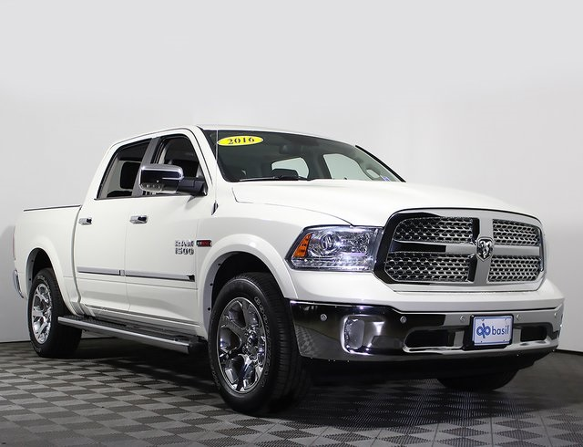 2016 Ram 1500 Crew Cab 4x4,  Pickup #181901TA - photo 3