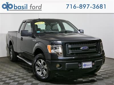 2013 F-150 Super Cab 4x4,  Pickup #181958TA - photo 1