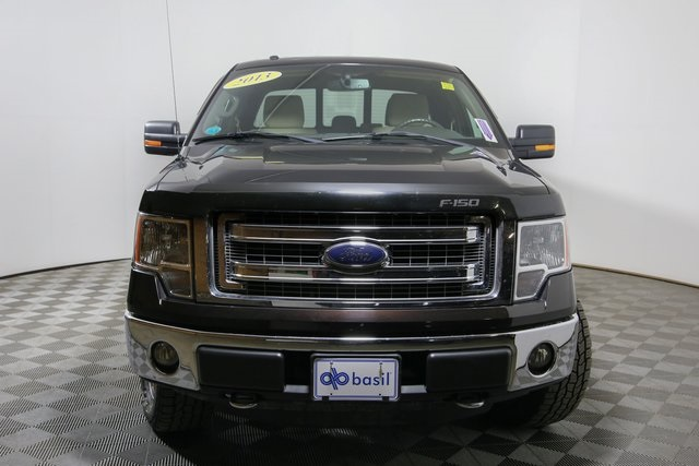 2013 F-150 Super Cab 4x4,  Pickup #182092TA - photo 3