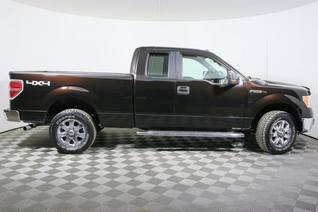 2013 F-150 Super Cab 4x4,  Pickup #182092TA - photo 4