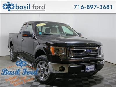2013 F-150 Super Cab 4x4,  Pickup #182092TA - photo 1