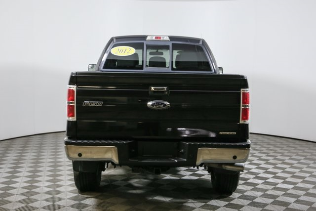 2012 F-150 Super Cab 4x4,  Pickup #182130TA - photo 2