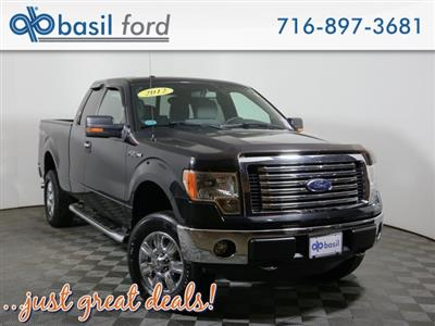 2012 F-150 Super Cab 4x4,  Pickup #182130TA - photo 1