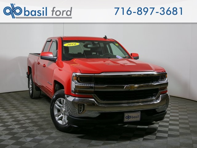 2016 Silverado 1500 Double Cab 4x4,  Pickup #182135TA - photo 1