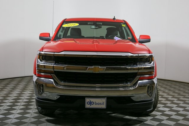 2016 Silverado 1500 Double Cab 4x4,  Pickup #182135TA - photo 2