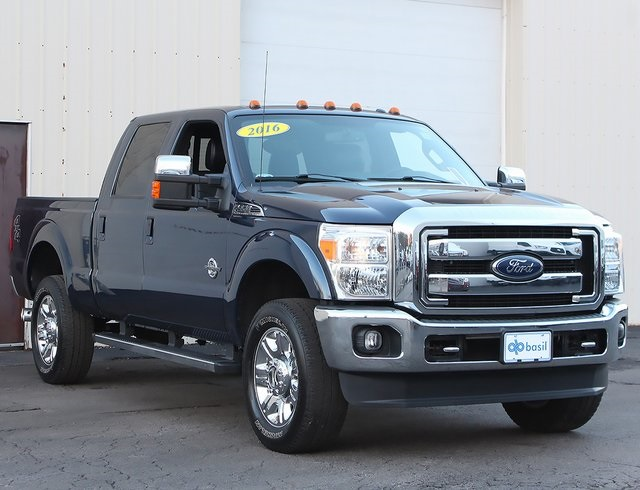 2016 F-350 Crew Cab 4x4,  Pickup #190023TZA - photo 8