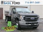 2019 F-350 Regular Cab DRW 4x4,  TruckCraft Dump Body #190126TZ - photo 1