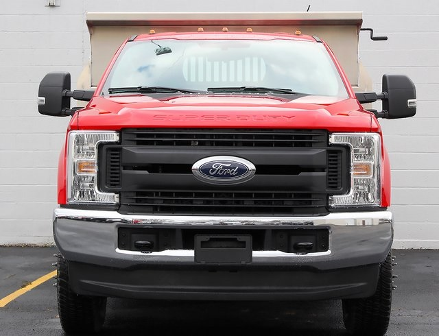 2019 F-350 Regular Cab DRW 4x4,  Truck Craft Dump Body #190128TZ - photo 3