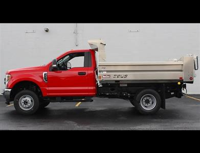 2019 F-350 Regular Cab DRW 4x4,  TruckCraft Dump Body #190128TZ - photo 5
