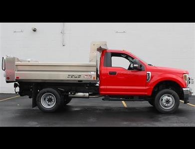 2019 F-350 Regular Cab DRW 4x4,  Truck Craft Dump Body #190128TZ - photo 8