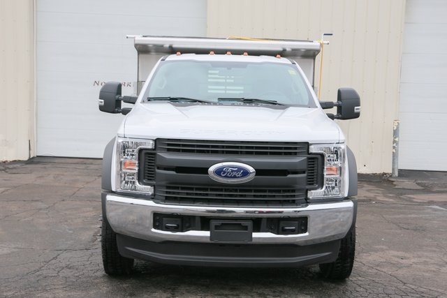 2019 F-550 Regular Cab DRW 4x4,  Air-Flo Dump Body #190131TZ - photo 3