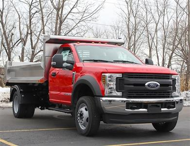 2019 F-550 Regular Cab DRW 4x4,  Air-Flo Pro-Com Dump Body #190146TZ - photo 3