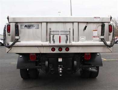 2019 F-550 Regular Cab DRW 4x4,  Air-Flo Pro-Com Dump Body #190146TZ - photo 2