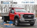 2019 F-550 Regular Cab DRW 4x4,  Air-Flo Dump Body #190146TZ - photo 1
