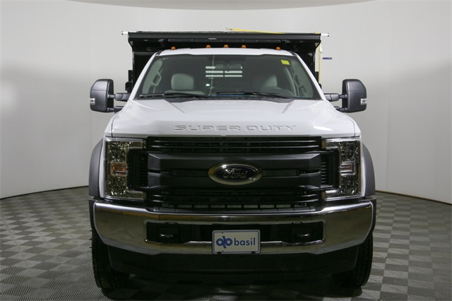 2019 F-550 Regular Cab DRW 4x4,  Air-Flo Dump Body #190151TZ - photo 3