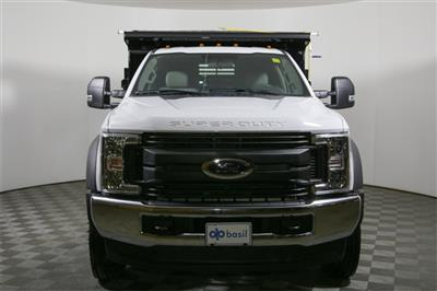 2019 F-550 Regular Cab DRW 4x4,  Air-Flo Pro-Class Dump Body #190151TZ - photo 3