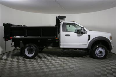 2019 F-550 Regular Cab DRW 4x4,  Air-Flo Pro-Class Dump Body #190151TZ - photo 4