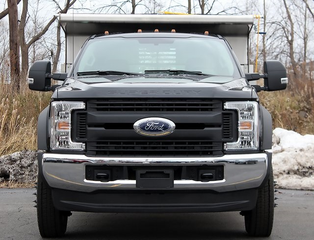 2019 F-550 Regular Cab DRW 4x4,  Air-Flo Dump Body #190152TZ - photo 4